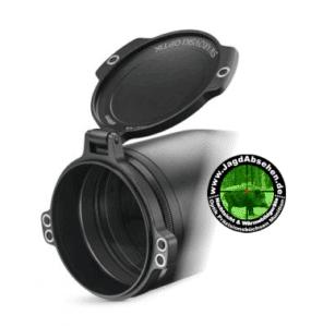 Objektivschutz Deckel aus Leichtaluminium mit Magnetverschluss original von Swarovski .  Bitte markieren (das Bild anklicken) , um den Objektivschutzdeckel dazuzubestellen. Montage machen wir für Sie.