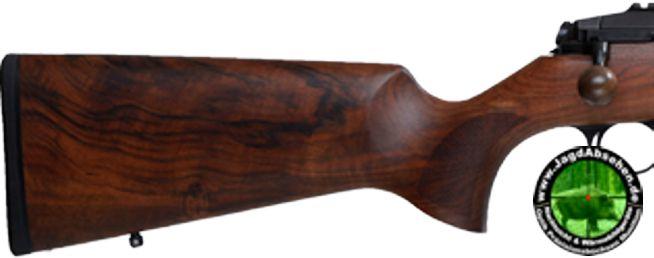 Schaftmaterial Nussbaumholz mit wählbarer Holzklasse ab